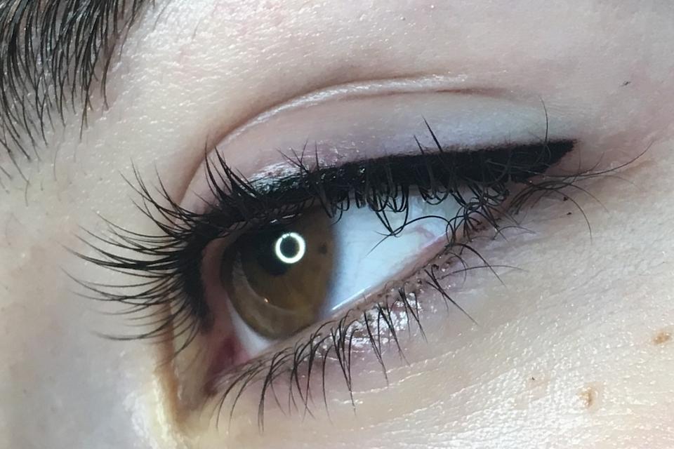 Makijaż Permanentny Zdjęcia Kresek Galeria Zdjęć Oczu