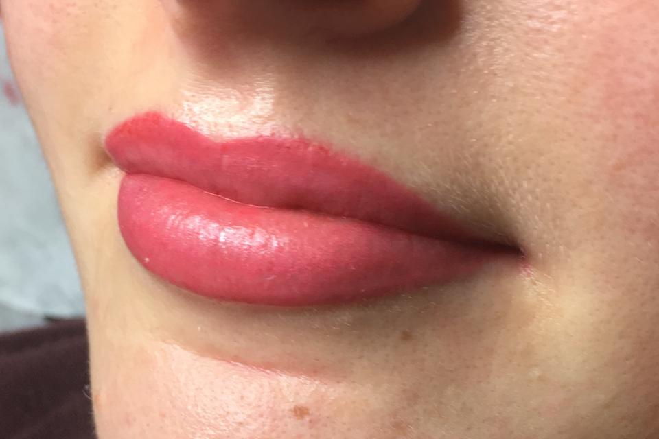 Makijaż Permanentny Zdjęcia Ust Newlooks