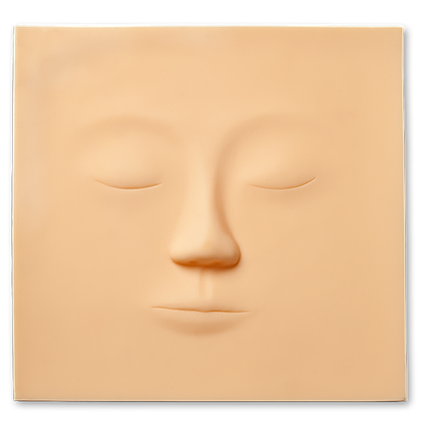 twarz 3d donauki makjażu permanentnego, skórka 3d doćwiczenia mikropigmentacji