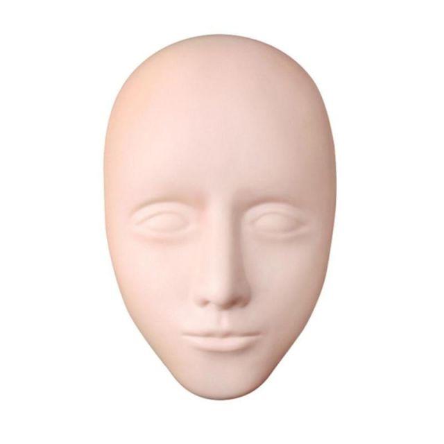 silikonowa maska doćwiczeń makijażu