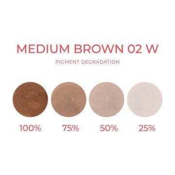 pigment dobrwi średni brąz ciepły