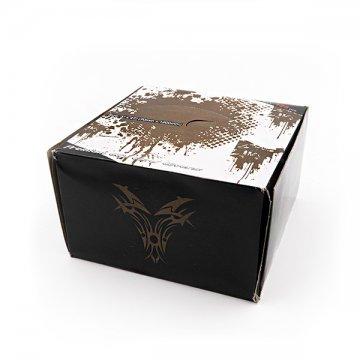 pudełko z foliami ochronnymi nakabel rączki domakijażu permanentnego