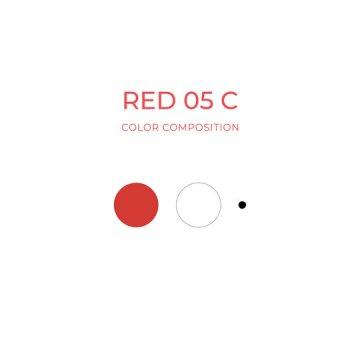 czerwony pigment domakijażu ust