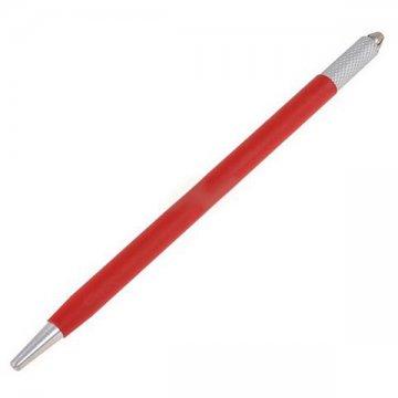 czerwony pen docieniowania manualnego, cieniutki, promocja, dobra jakość, cena
