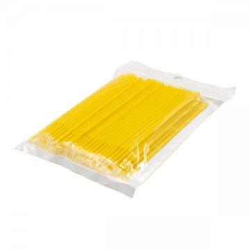 żółte patyczki domakijażu rozmiar uniwersalny