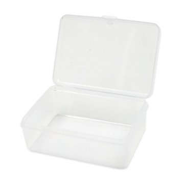 plastikowe pudełko nawaciki bezpyłowe