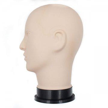 głowa meżczyzny donauki miktopigmentacji skóry głowy
