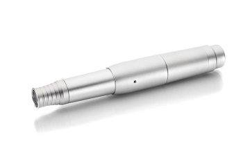 srebrna rączka domakijażu permanentnego dourządzenia intelligent