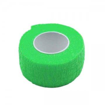 zielony bandaż antypoślizgowy ochronny narączkę