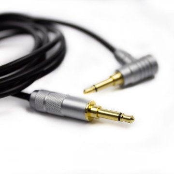 kabel z zakończeniami mini jack 3.5mm dorączki domakijażu permanentnego