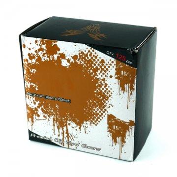 pudełko z folią ochronną dourządzenia domakijażu permanentnego