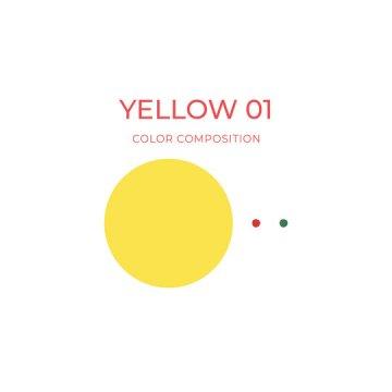 skład żółtego pigmentu korygującego domakijażu permanentnego